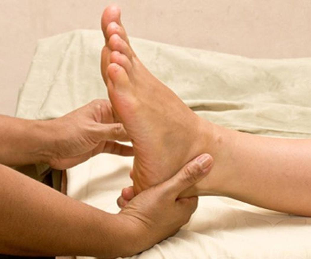 Ejercicios de fisioterapia para tus pies