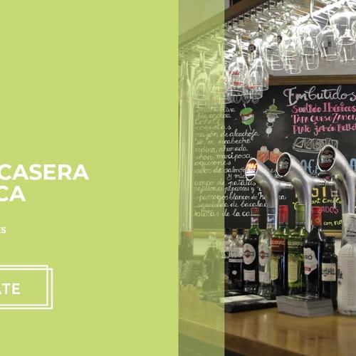 Bar cervecería Hospitalet de Llobregat, Barcelona | Plats i Vermut