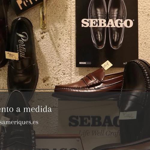Tienda de zapatosen Tarragona | Les Ameriques