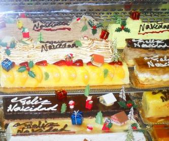 Cocadas: Productos de Pastelería Delicias