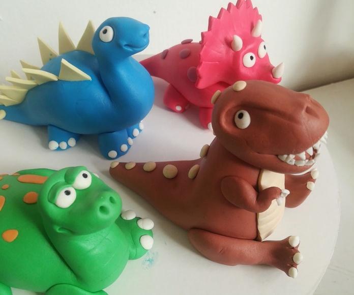 muñecos dinosaurios bebe