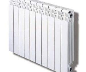 Calefacción por radiadores eléctricos