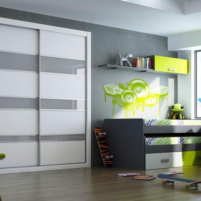 ¿Dónde colocar un armario en casa?