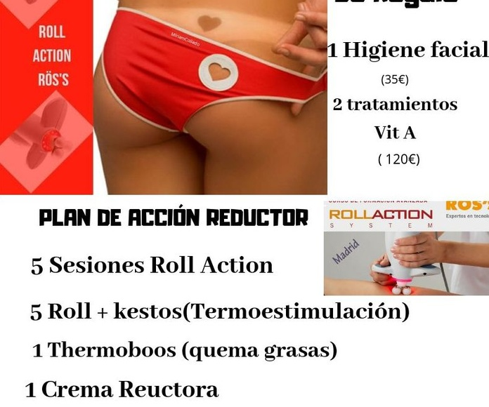 Rollaction: Tratamientos of Espacio Personal