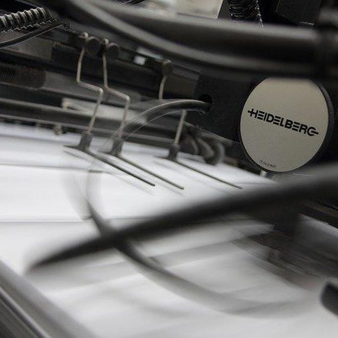 Breve historia de la impresión digital