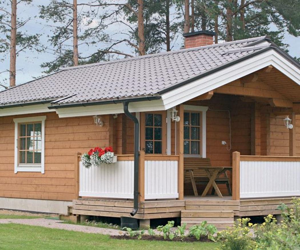 Ventajas de las casas de madera sobre las construcciones en otros materiales