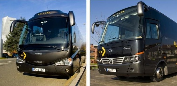 Autobús Vallina