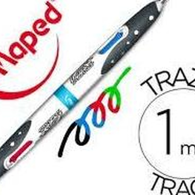 MAPED TWIN TIP