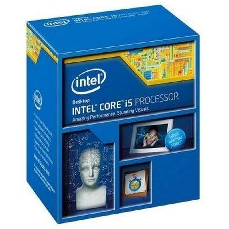 Intel Core i5-4460 3.2Ghz 6MB LGA 1150 BOX : Productos y Servicios de Stylepc