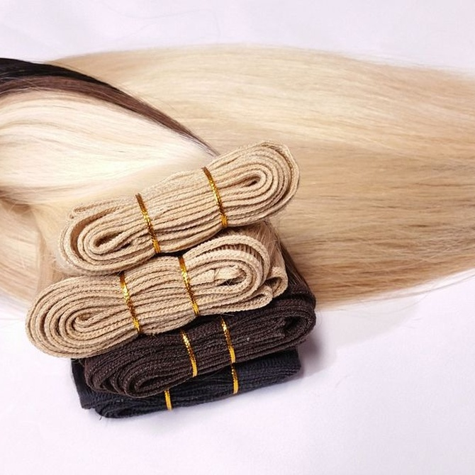 Ventajas de las extensiones de pelo natural