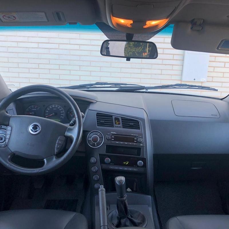 SSANGYONG - Kyron - 200Xdi Sport:  de ASTER Autos