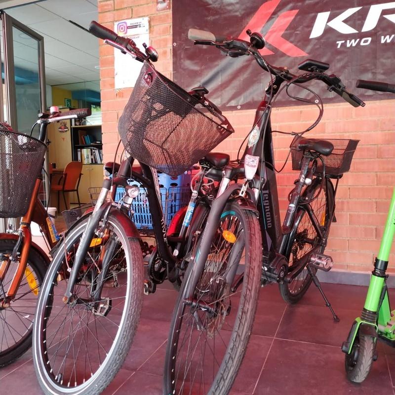 Bicicletas eléctricas: Productos y servicios de Amigo 24 Salou Cambrils
