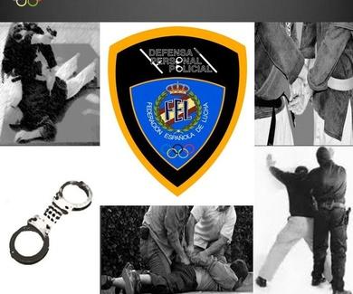 Próximo XVII doble curso Defensa Personal Policial y Kobudo Policial