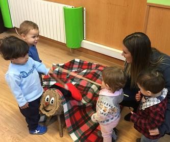 Acogida: Servicios e Instalaciones de Llar d'infants Petits Gegants
