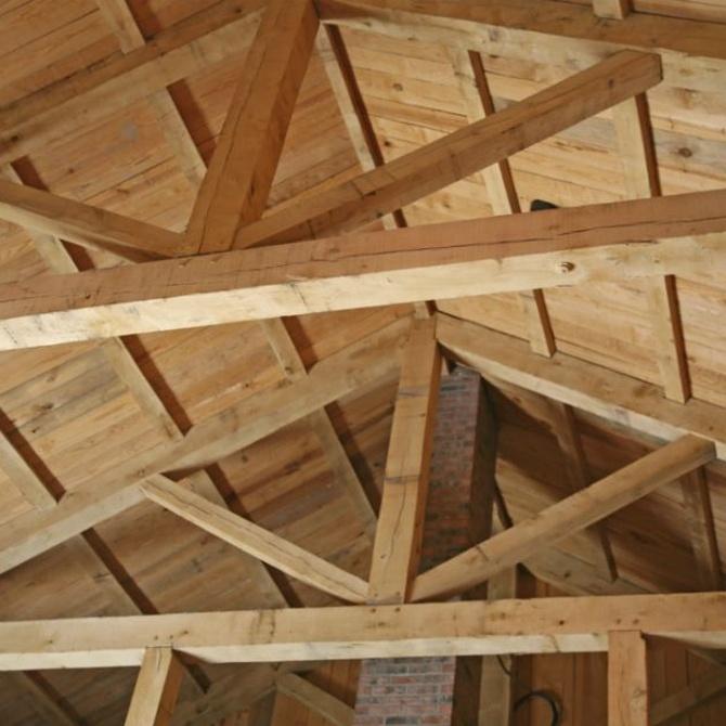 La sostenibilidad de la construcción en madera