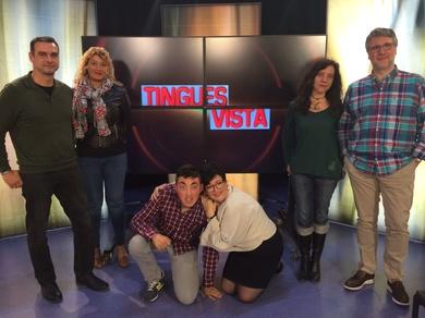 Optica Esplugues en Televisión.