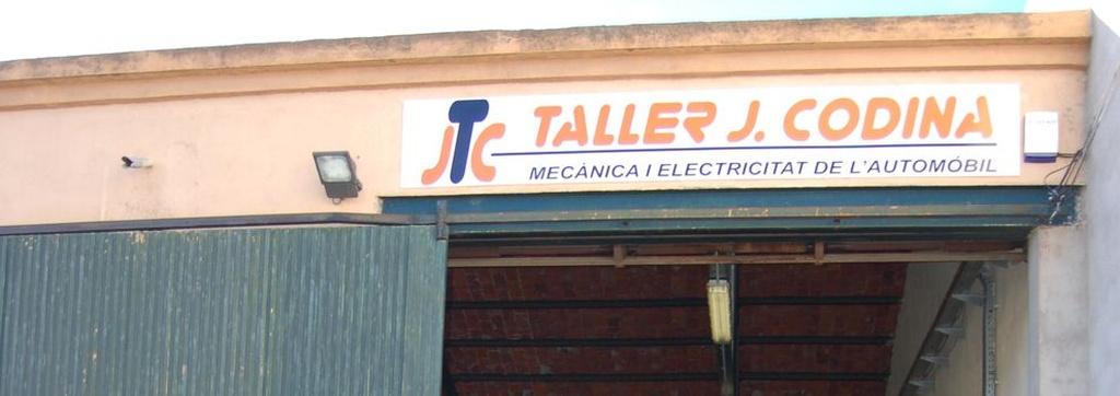 Talleres de automóviles en Sant Celoni | Taller Joan Codina