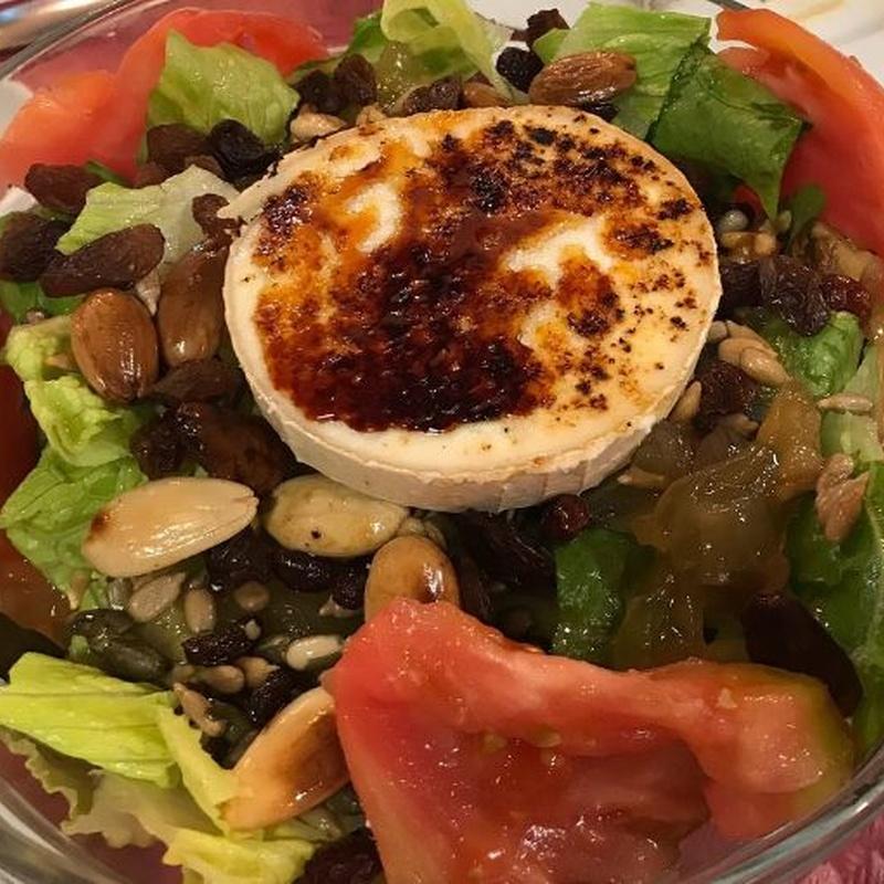 Ensaladas: Carta de Restaurante Tomate Algo