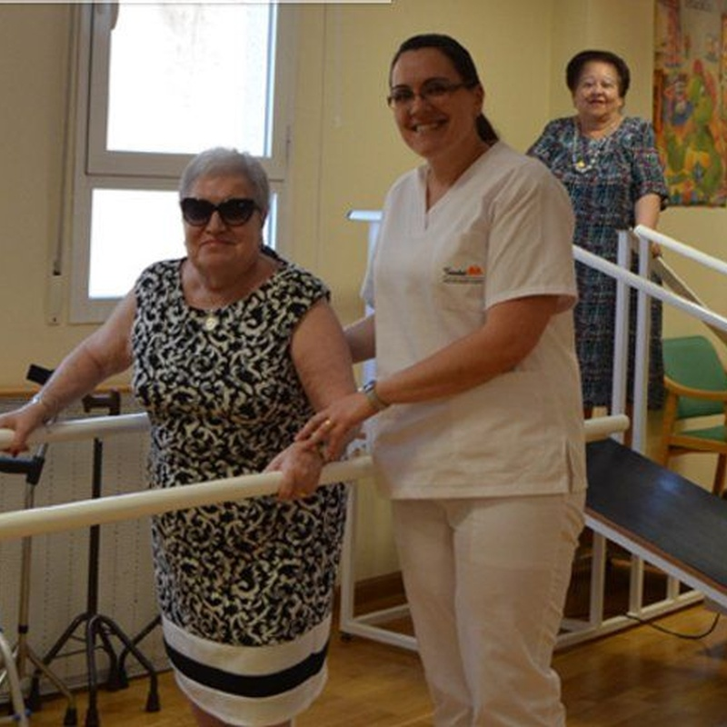 Fisioterapia: Servicios de Trinidad Montes Orientales