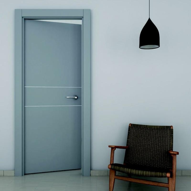 Puertas: Productos y servicios de Aluminios Curvalac SL