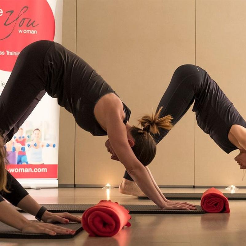 Pilates: Servicios de Be You Training Studio