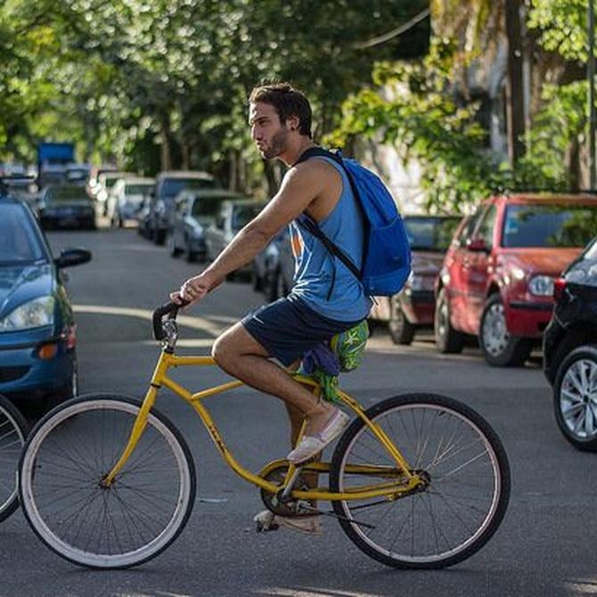 Los múltiples beneficios de montar en bicicleta