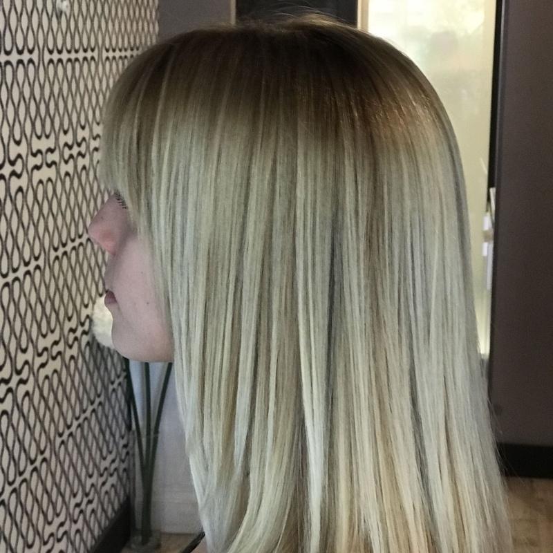 Taninoplastia blonde (cabellos rubios):  de Sonia Atanes