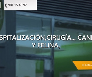 Clínicas veterinarias en A Coruña