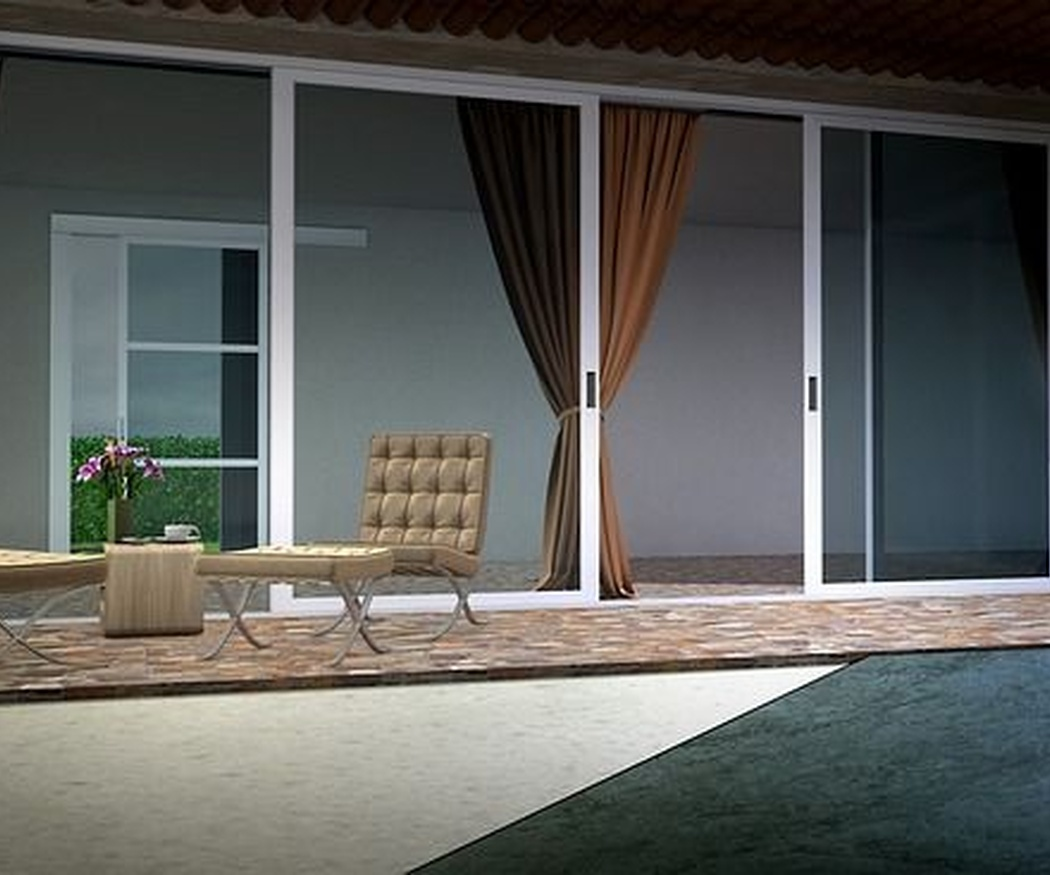 Por qué utilizar cierres de cristal en las terrazas