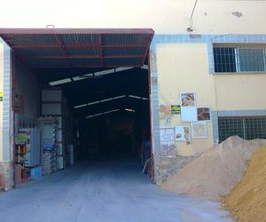 Galería de Materiales de construcción en Málaga   Materiales de Construcción J. B.