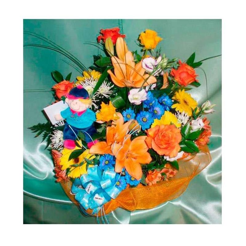 Ramos de flores: Productos de FLORISTERÍA CASA BASUSTA
