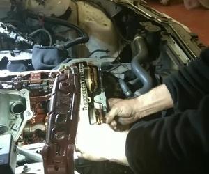 Distribución de un BMW