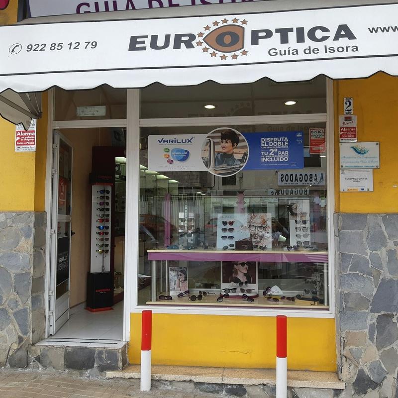 Especialista en lentes progresivas Varilux: Servicios de Europtica Guía de Isora