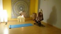Centro de yoga en Gijón con clases de meditación