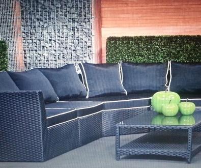 Muebles para tu terraza y jardín.