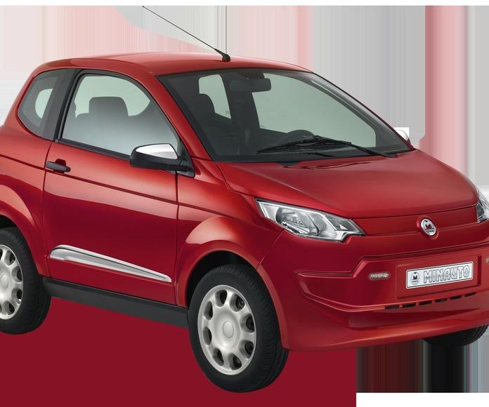 MINAUTO GT PROMOCION: Vehículos y Repuestos de Auto-Solución, S.L.