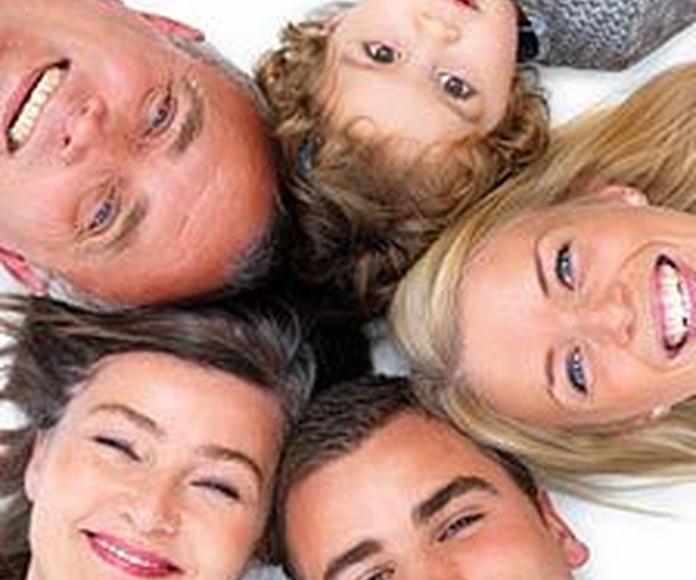 Para la familia: Servicios de A Sólo 1 Click