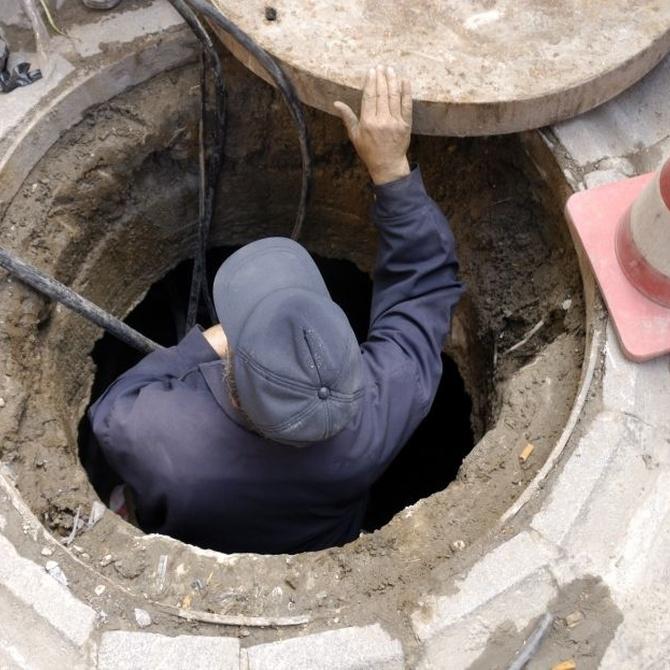 Técnicas y equipamientos de los poceros en sus trabajos