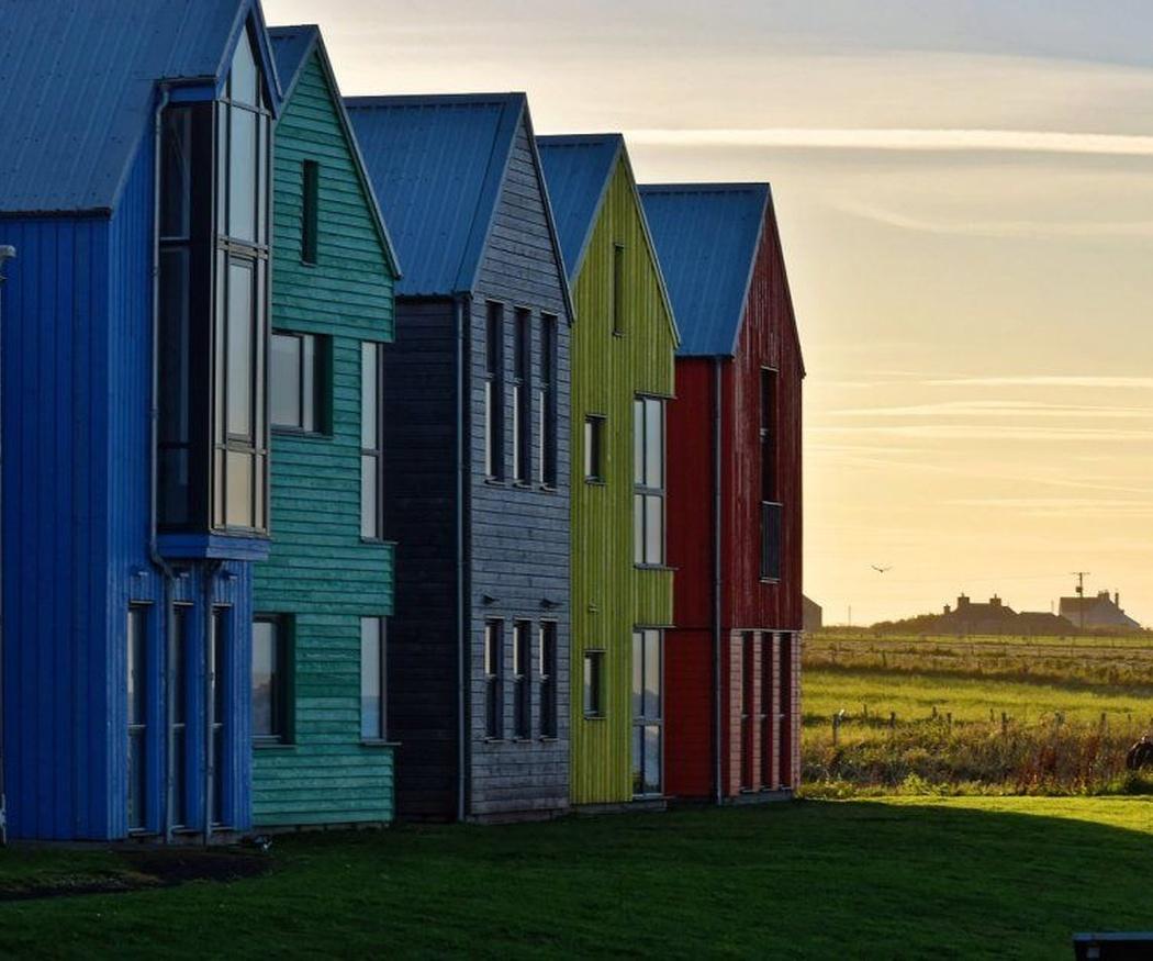 Los mejores colores para pintar las paredes de las casas de veraneo