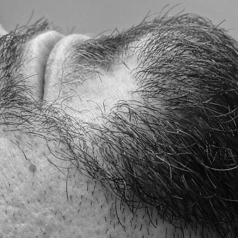 Arreglo de barba : Servicios de Álamos Peluqueros