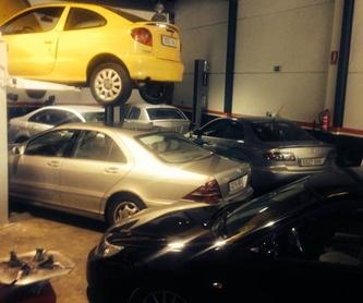 Diagnosis del automóvil: Servicios de Talleres LB Las Rozas, S.L.