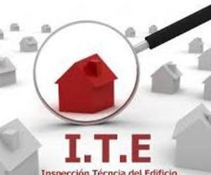 Inspección técnica de edificios (ITE): NUESTROS SERVICIOS de Rasal Perytec, S.L.