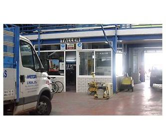 Productos de la marca Eurolift, S.L.: Servicios de Metsa Ciudad Real, S.L.