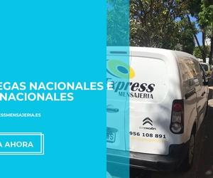 Servicios de mensajería urgente Cádiz