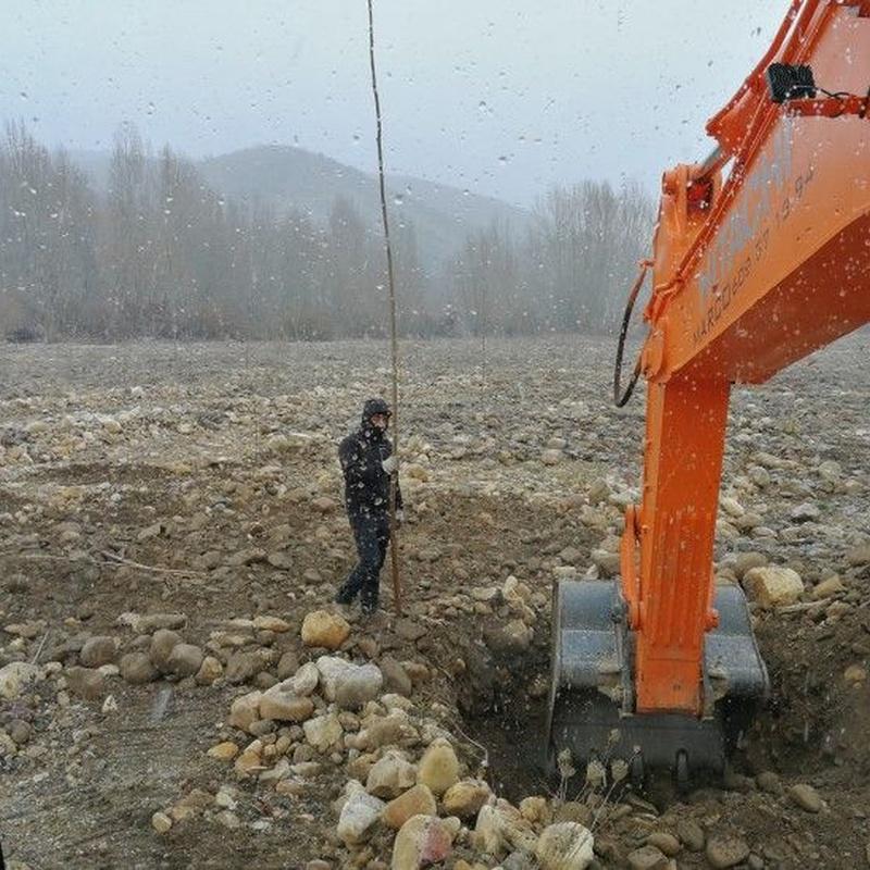 Derribos y excavaciones: Servicios de Excavaciones Marco A. Llamazares