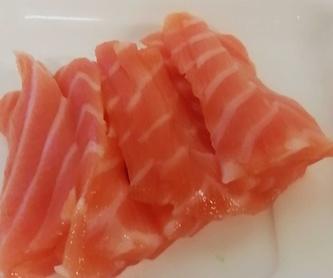 132. NIGIRI ANGUILA: Carta y menús de Yoshino