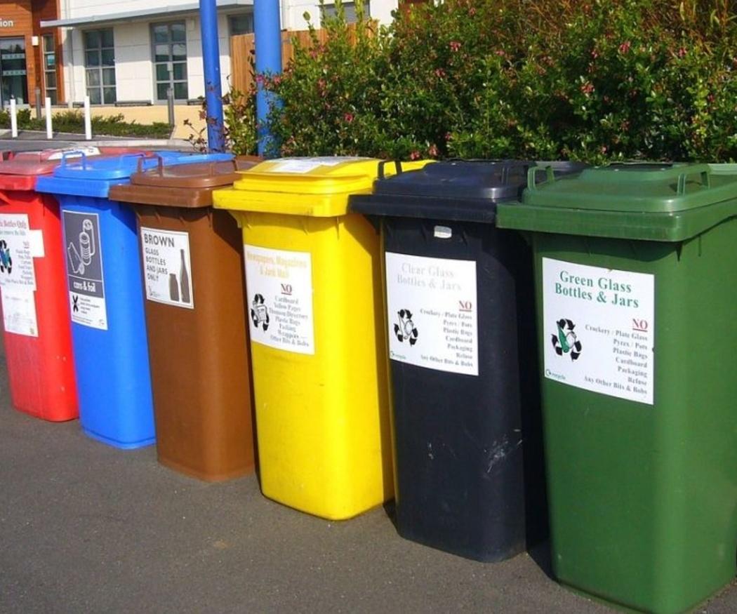 Multas a comunidades de vecinos por no reciclar