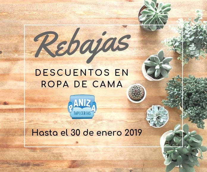 REBAJAS ENERO 2019