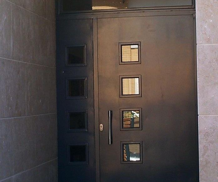 Puertas de hierro: Productos de Rovifer