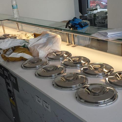 Cafetería Heladería con obrador de helados y confiteria